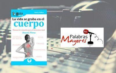 Daniel Pérez habla sobre bienestar en el programa 'Palabras mayores'